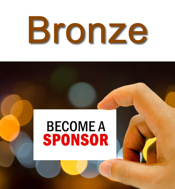 Bronze sponsor.fw