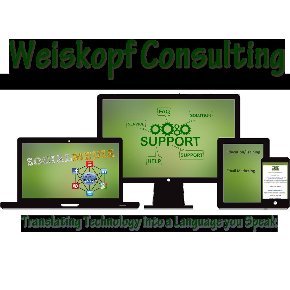 Digital Marketing Company Weiskopf Consulting Glen Ellen IL