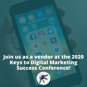 become a vendor at keys conference