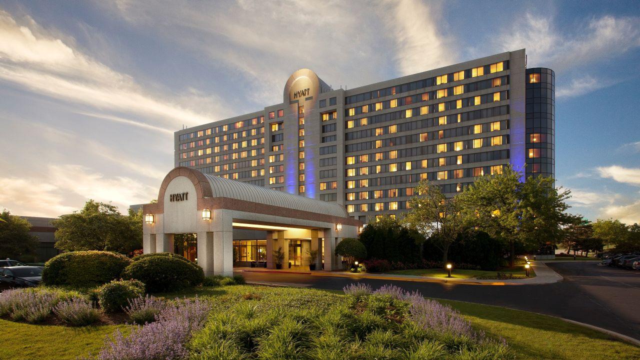hyatt hotel in lisle illinois