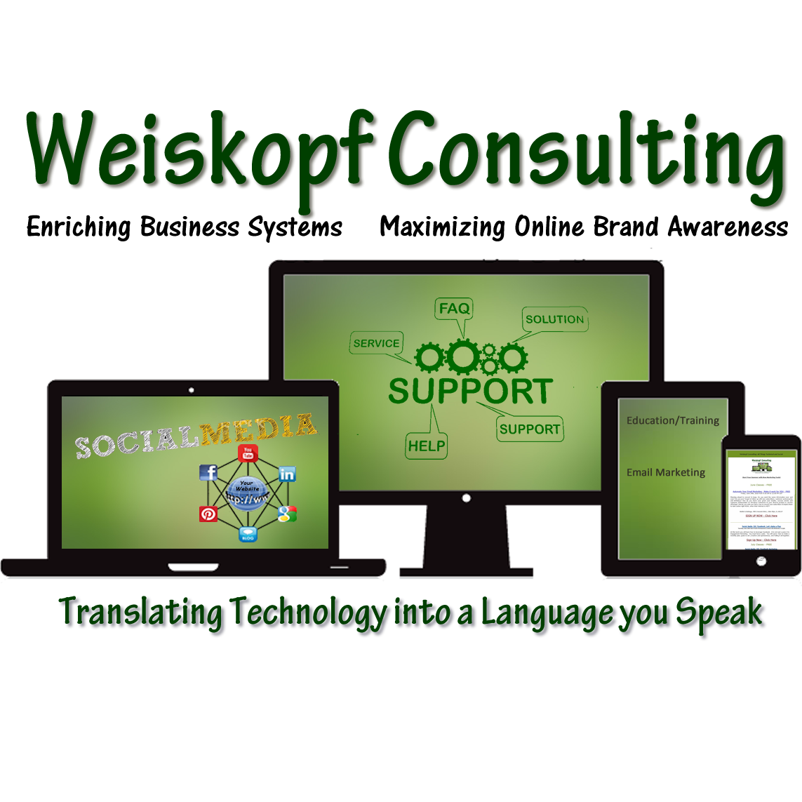 Digital Marketing Company Weiskopf Consulting Glen Ellen IL