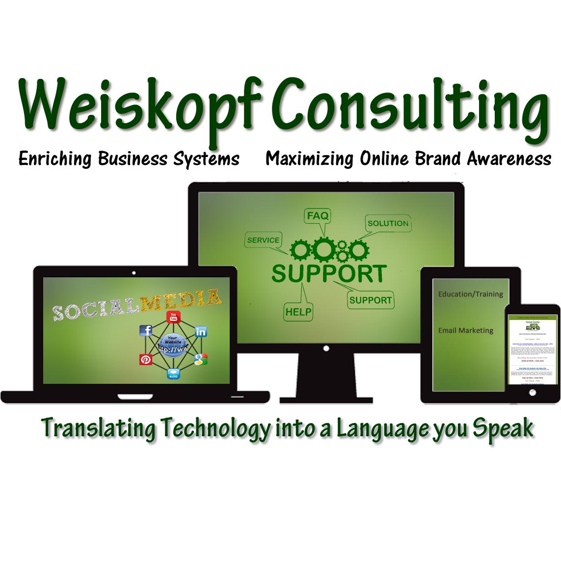 weiskopf consulting digital marketing logo